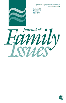Journal of Family Issues