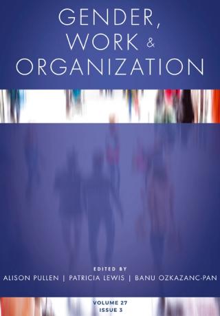 Gender, Work and Organization