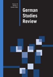German Studies Review