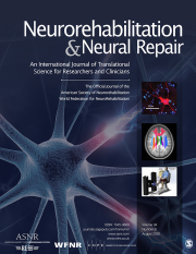 Neurorehabilitation and Neural Repair