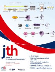 Journal of Thrombosis and Haemostasis