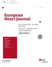 European Heart Journal