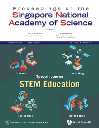Proceedings of the Singapore National Academy of Science