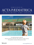 Acta Paediatrica
