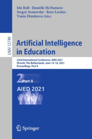 AIED: International Conference on Artificial Intelligence in Education