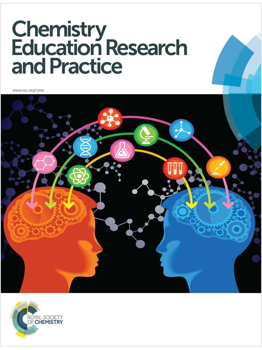 Chemistry Education Research and Practice