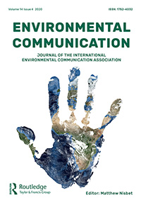 Environmental Communication-a Journal of Nature and Culture