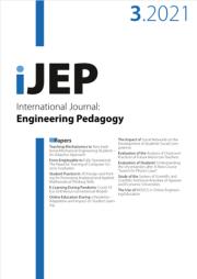 International Journal of Engineering Pedagogy (iJEP)