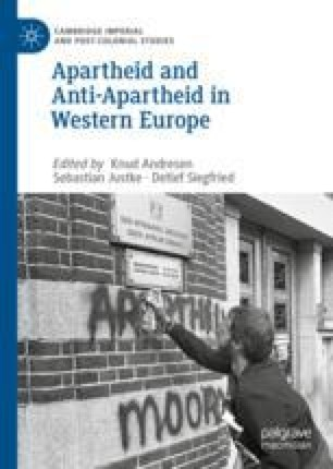 Apartheid and Anti-Apartheid in Western Europe