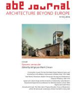 ABE Journal - Architecture Beyond Europe