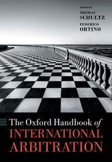 The Oxford Handbook of International Arbitration