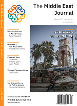 Middle East Journal