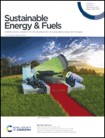Sustainable Energy and Fuels