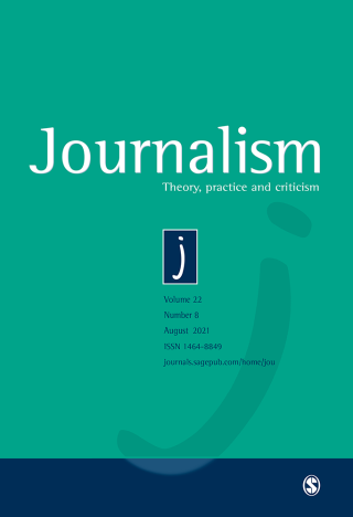 Journalism: Theory, Practice & Criticism