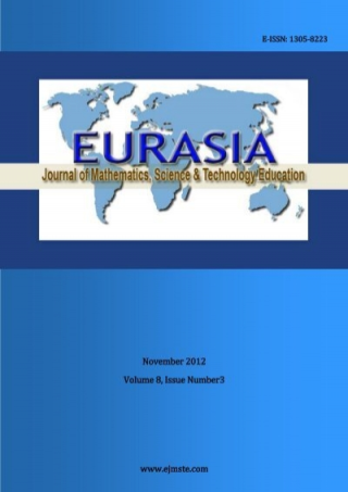 Eurasia Journal of mathematics, Science and Technology Education