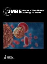 Journal of Microbiology & Biology Education