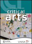 Critical Arts: A Journal of South-North Cultural and Media Studies
