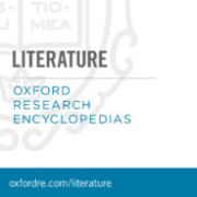 Oxford Research Encyclopedia of Literature