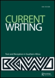 Current Writing: Text and Reception in Southern Africa