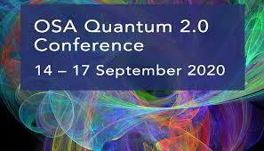 OSA Quantum 2.0 Conference (2020), Paper QM5B.4