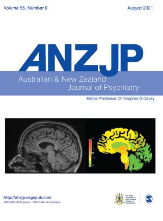 Australian & New Zealand Journal of Psychiatry