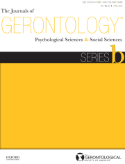 The Journals of gerontology. Series B