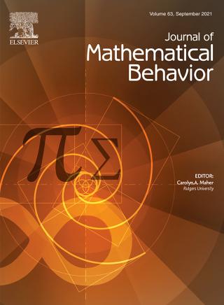 The Journal of Mathematical Behavior