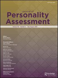 Journal of Personality Assessment
