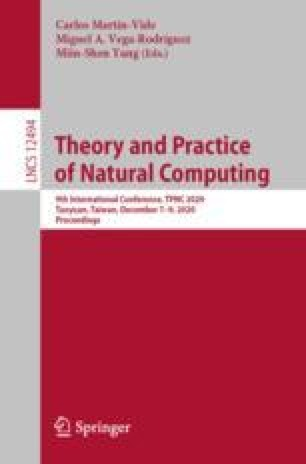 TPNC 2020: Theory and Practice of Natural Computing