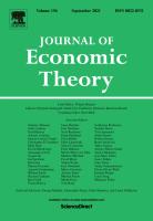 Journal of Economic Theory