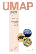 Undergraduate Mathematics and Its Applications Journal