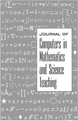 Journal of Computers in Mathematics and Science Teaching Archive