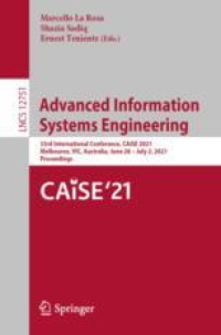 International Conference on Advanced Information Systems Engineering (CAiSE)