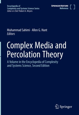 Complex Media and Percolation Theory