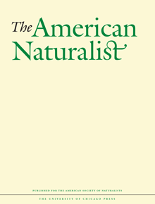 The American Naturalist