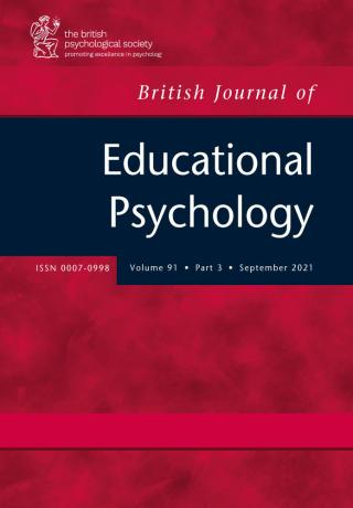 British Journal of Educational Psychology