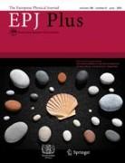 European Physical Journal Plus