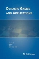 Dynamic Games and Applications