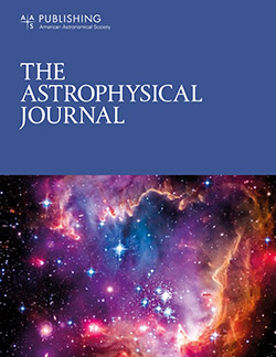 The Astrophysical Journal,