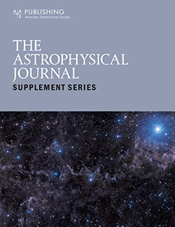The Astrophysical Journal Supplement