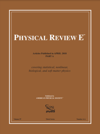Physical Review E