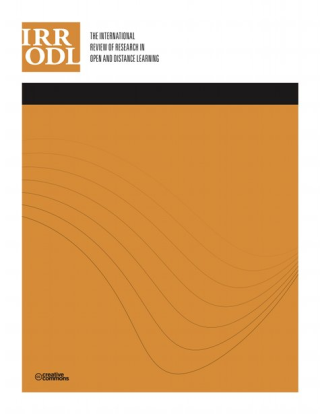 The International Review of Research in Open and Distributed Learning