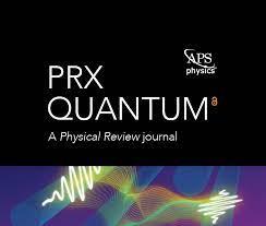 PRX Quantum