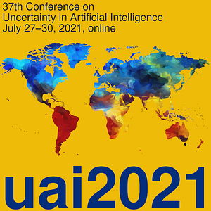 UAI 2021 : 37th Conference on Uncertainty in Artificial Intelligence