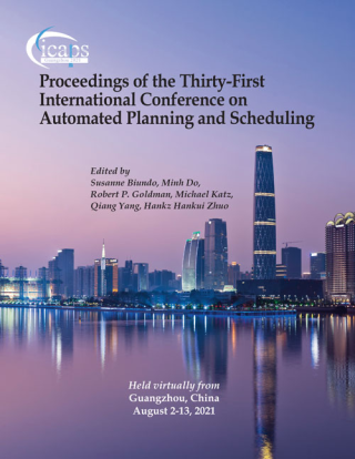 Proceedings of the Thirty-First International Conference on Automated Planning and Scheduling